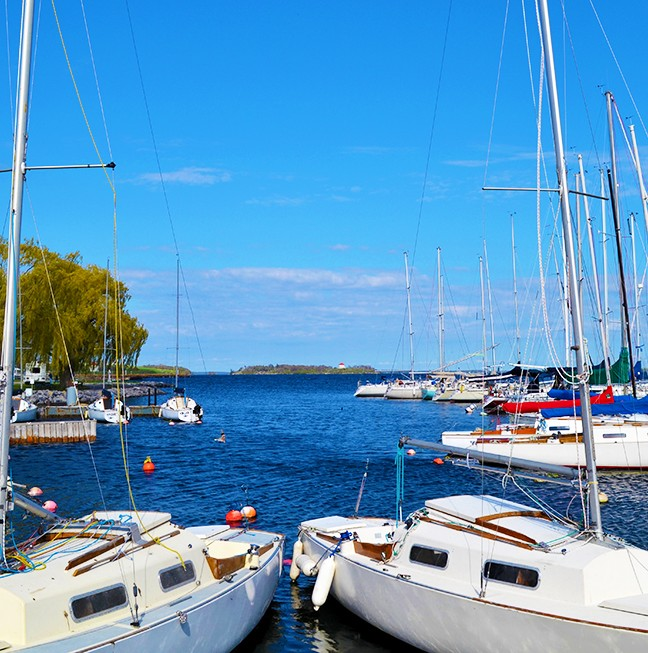 Kingston Yatch Club – a premier boating club in Eastern Ontario and the Thousand Islands.