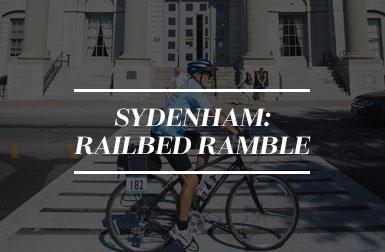 Sydenham: Railbed Ramble