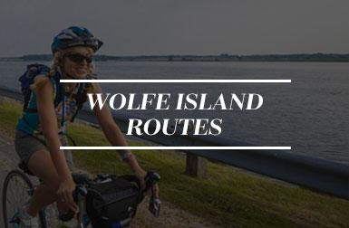 Wolfe Island Routes