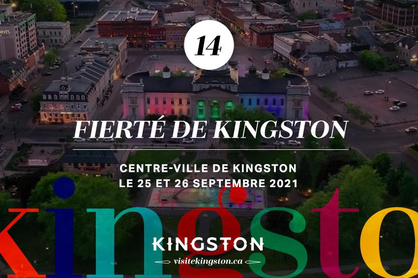 Fierté de Kingston