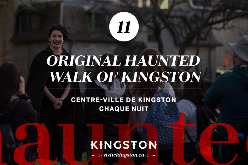 Original Haunted Walk of Kingston