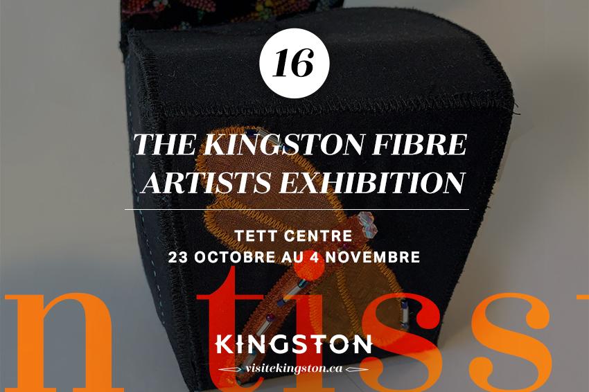 The Kingston Fibre Artists Exhibition