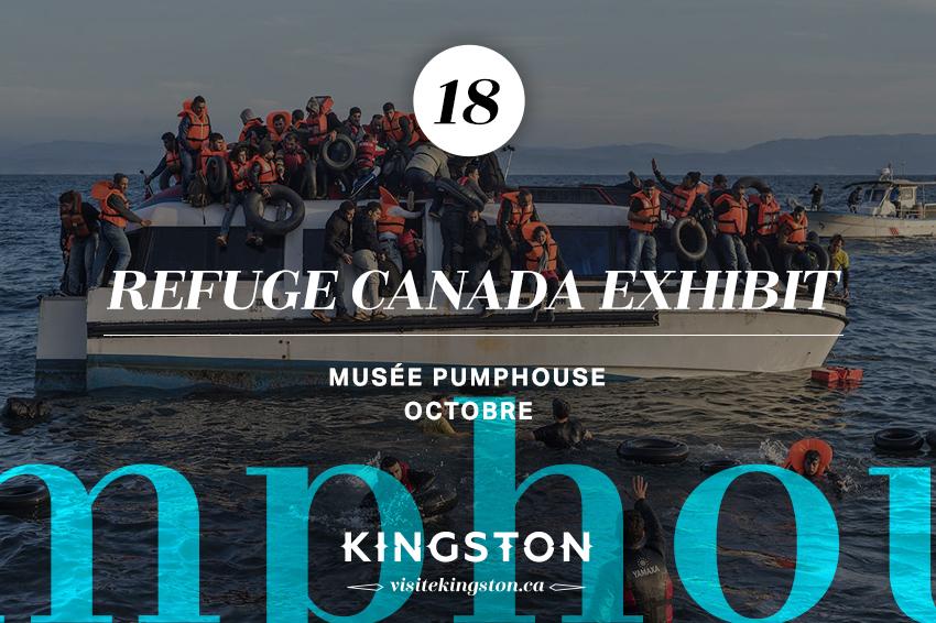 Refuge Canada Exhibit